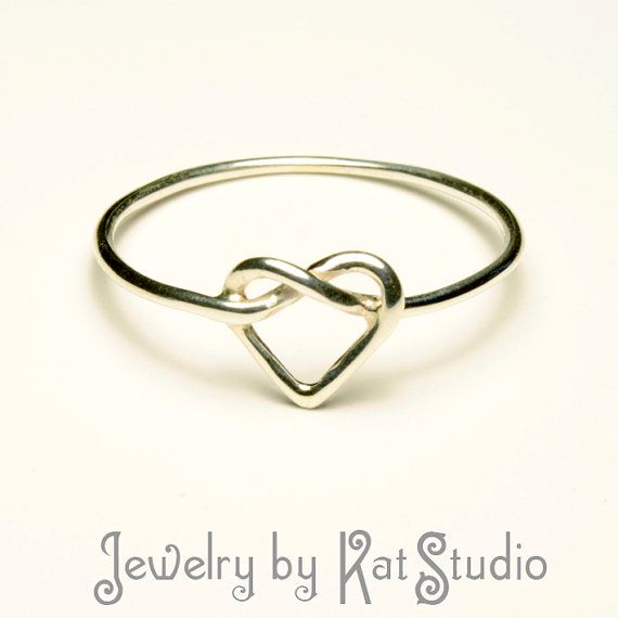 infinity heart ring | Shoes and Clothes?! | Pinterest | Infinity ...