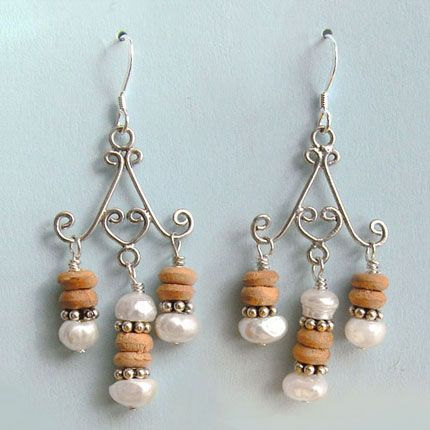 Chandelier Earrings - DIY Craft Project Instructions | Wired 2 ...