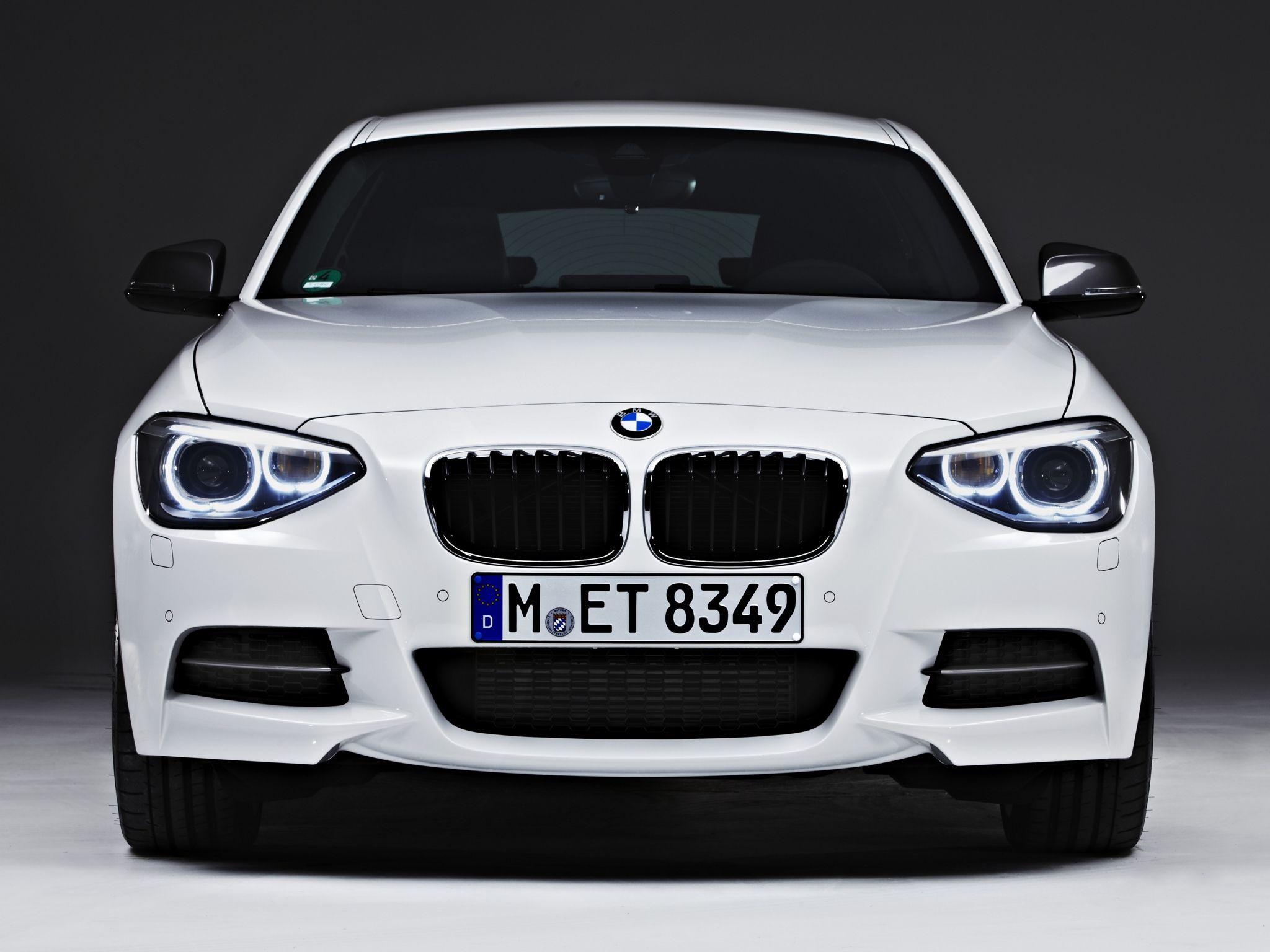 BMW M135i 5-door (F20) 2012 | C_Cars | Front view | 1.4k pins ...
