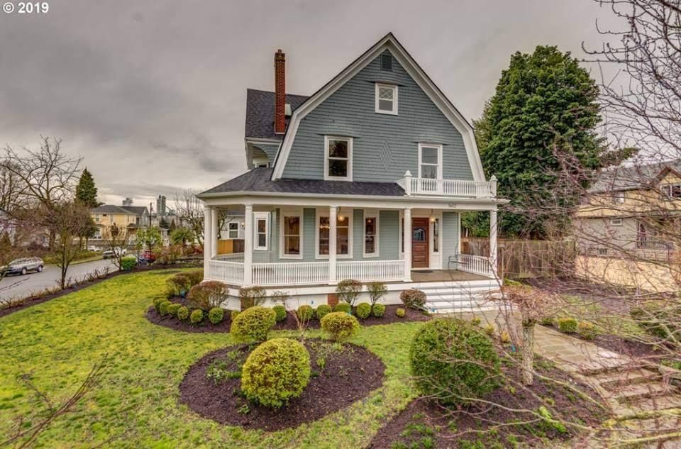 1896 Craftsman By George W Maher In Pennsylvania Dutch Colonial