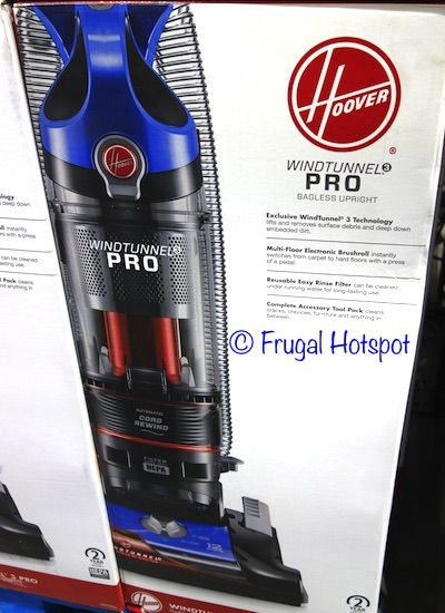 Hoover Windtunnel 3 Pro Upright Vacuum Costco vacuum