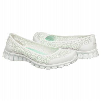 Women S Sweet Pea Ez Flex 2 Memory Foam Skimmer Skechers Women