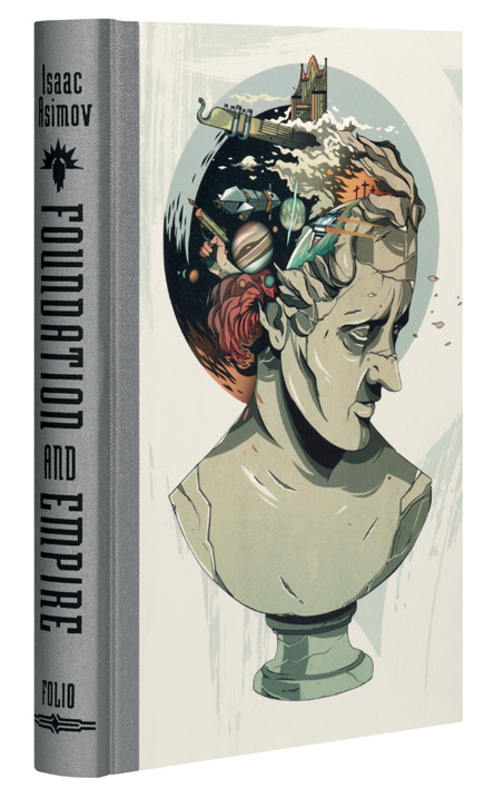 The Foundation Trilogy | Isaac Asimov | Folio Society