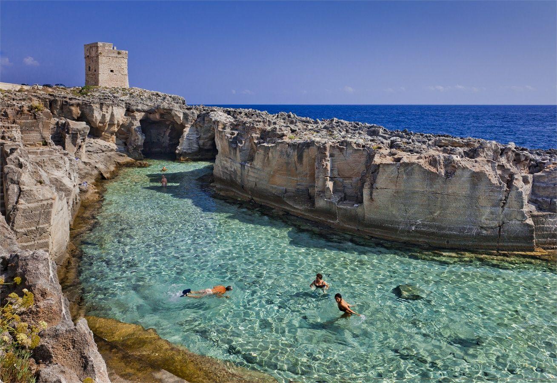 Marina Serra, Puglia