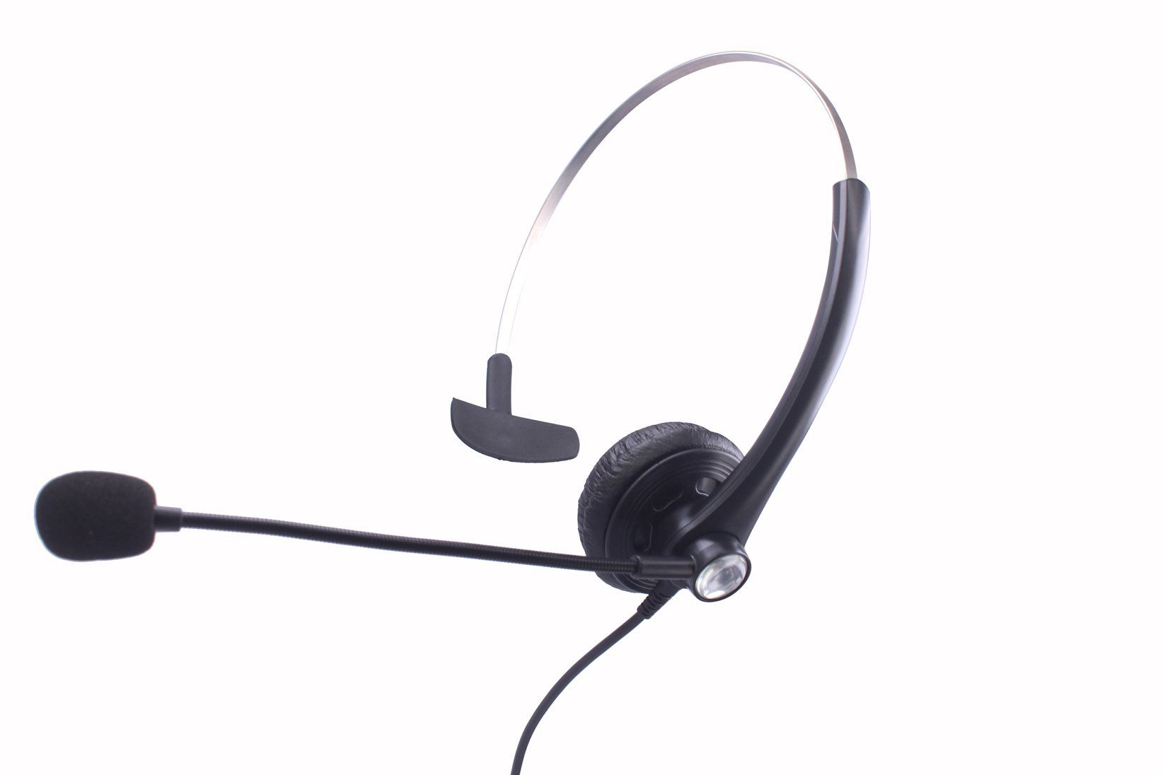 Fivetech Telephone Headset For Avaya Ip Phones 1608 1616 9601 9608 9610 9611 9611g 9620 9620c 9620l 9621 9630 9640 9640g 9641 For Cisco Voip Telephones Headset