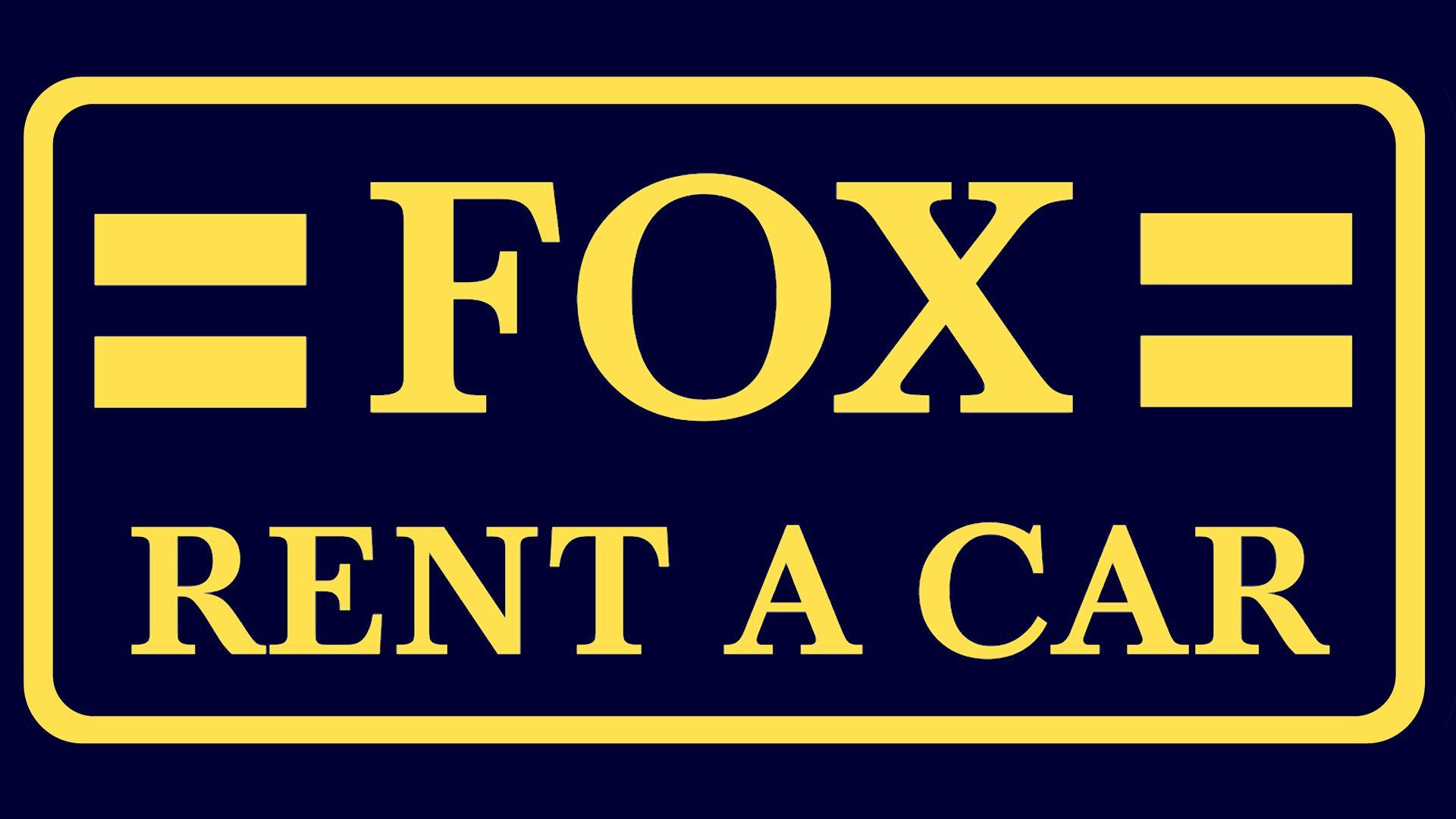 Fox Rent A Car Mx Rentacar Con Imagenes Autos