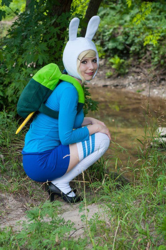 HALLOWEEN-SALE / / Fionna Adventure insgesammt / blond / kurz gerade eine Linie Perücke, Cosplay Perücke. Kostüm Perücke.