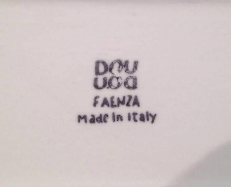 DOUUOD HOME Ceramiche di Faenza Made in Italy