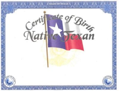A Custom Made Birth Certificate by LaSegunda2 on Etsy, $10000 - copy california long form birth certificate