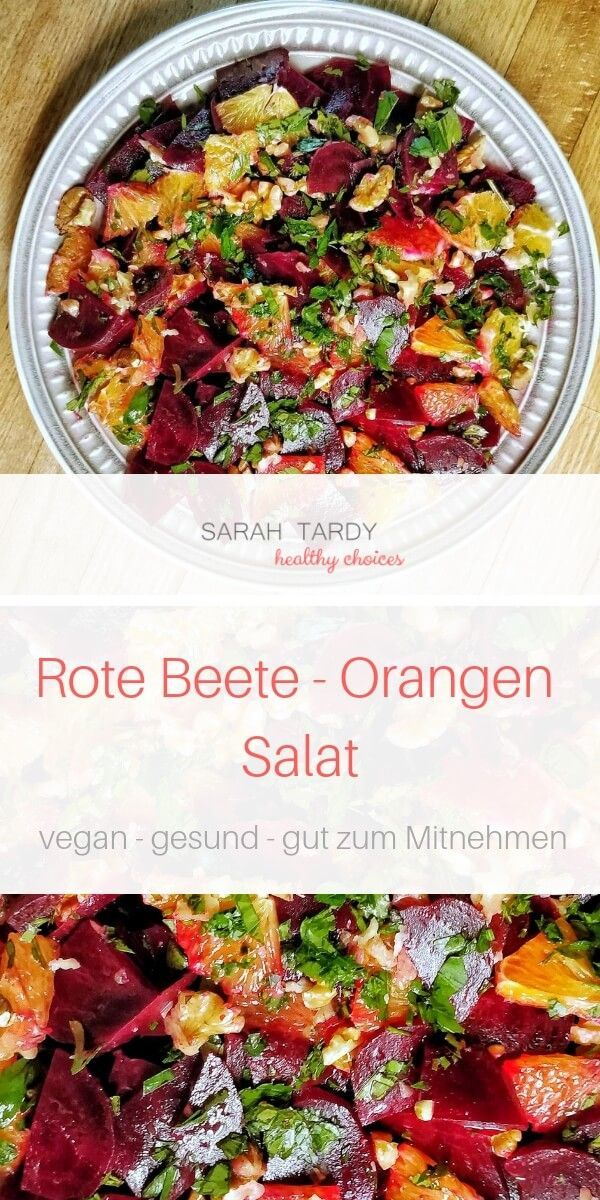 Photo of Beetroot – Orange – Salad – Sarah Tardy