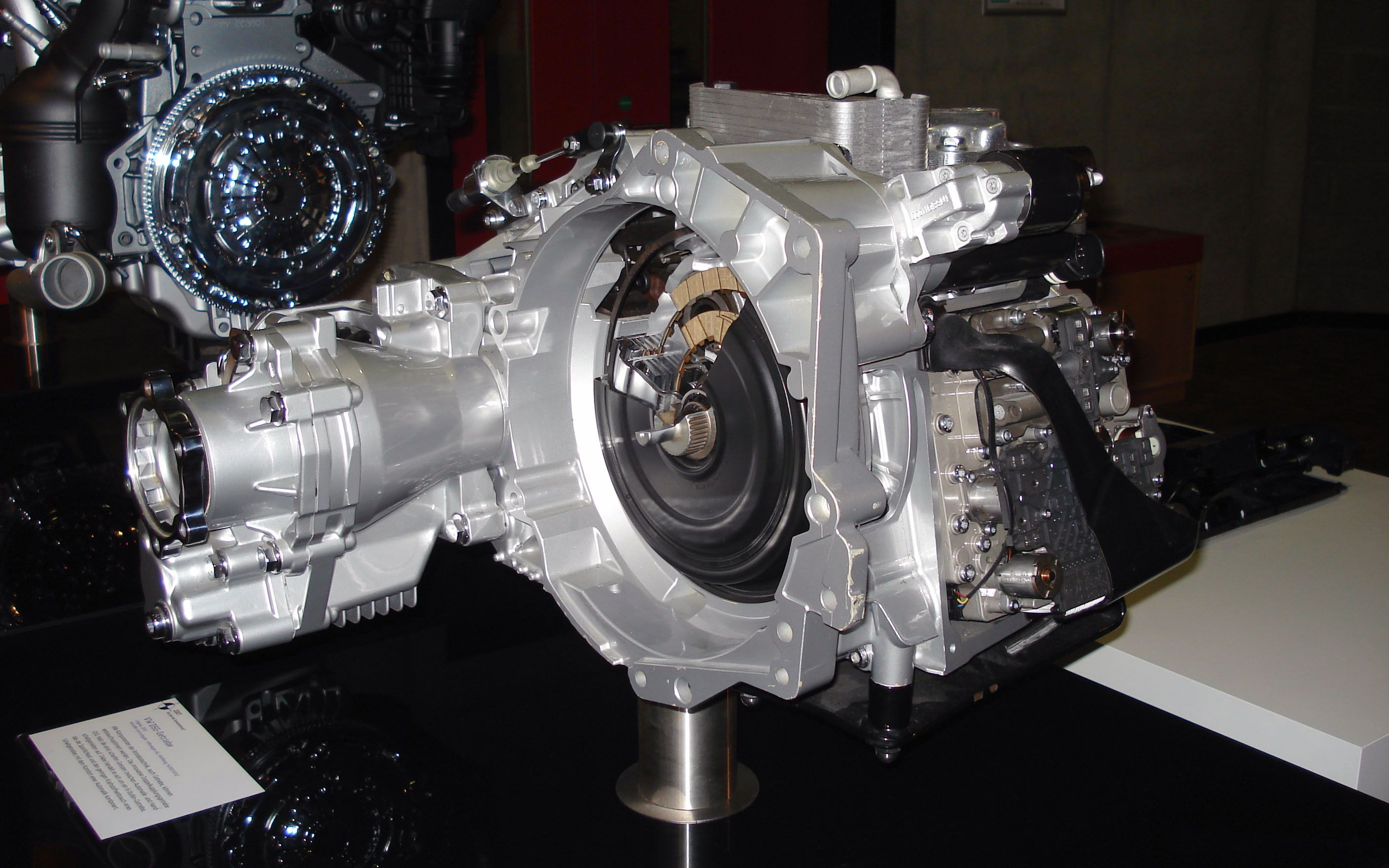 vw cabrio  plenty  transmission problems image source wikimedia commons pump