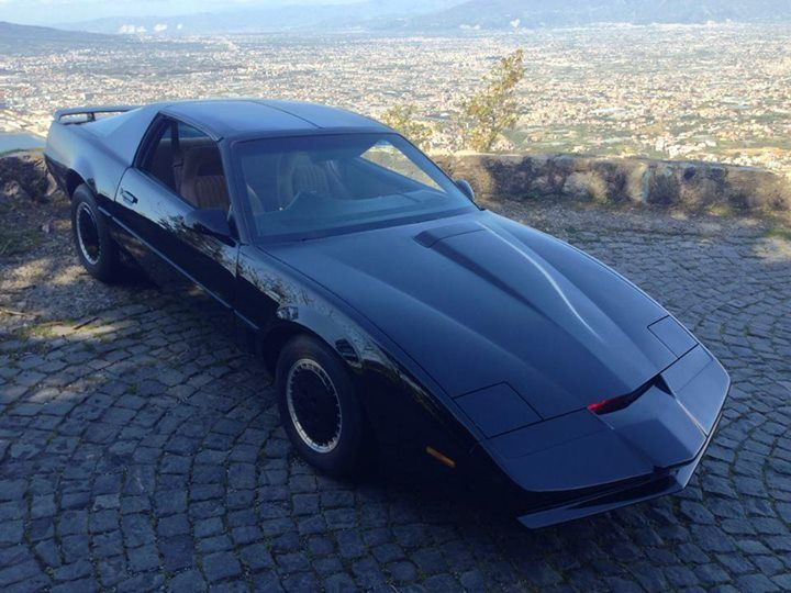 Supercar Kitt Davide Faraso S Photo With Images Knight Rider Super Cars Rider