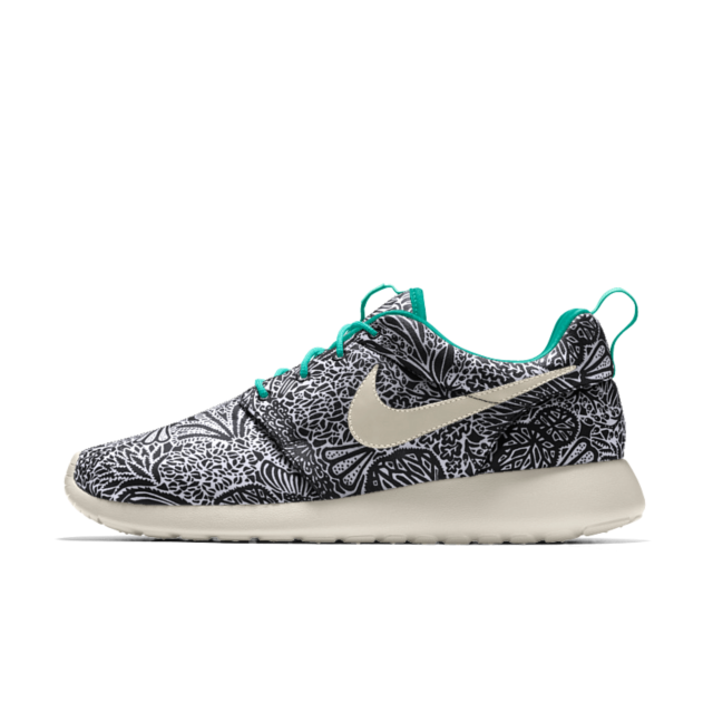 huge discount 3ad01 87297 Custom Shoe Number Two (Nike Roshe One Premium Liberty London iD Women s  Shoe)