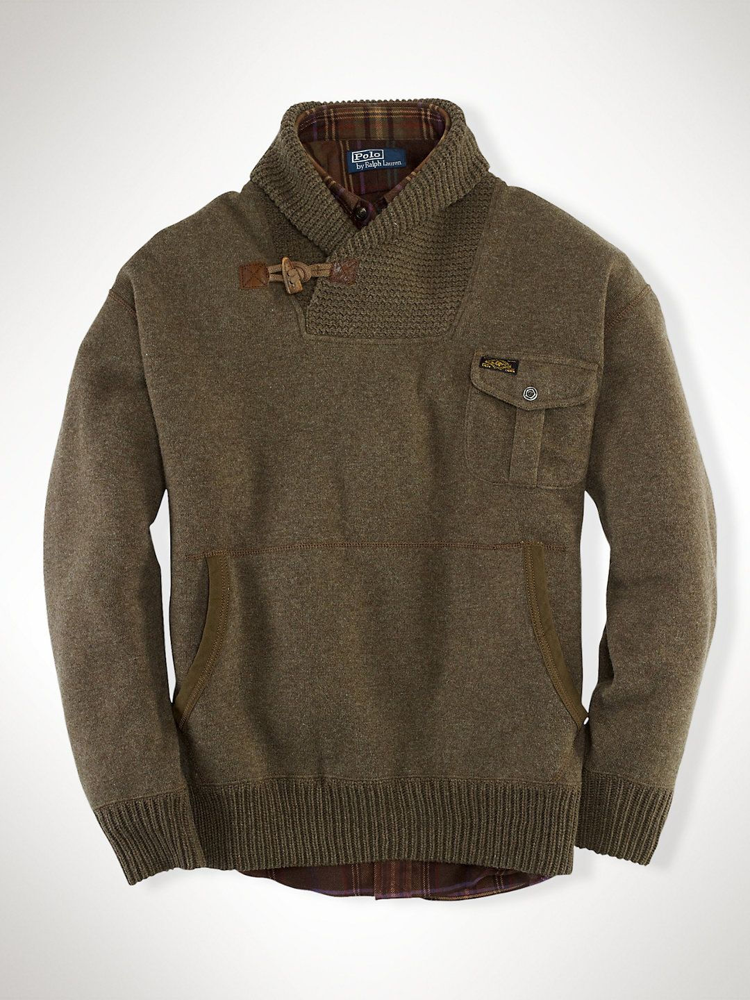 North Country Fleece Pullover  Sweatshirts   Sweatshirts & TShirts  RalphLauren com is part of Mens fashion -