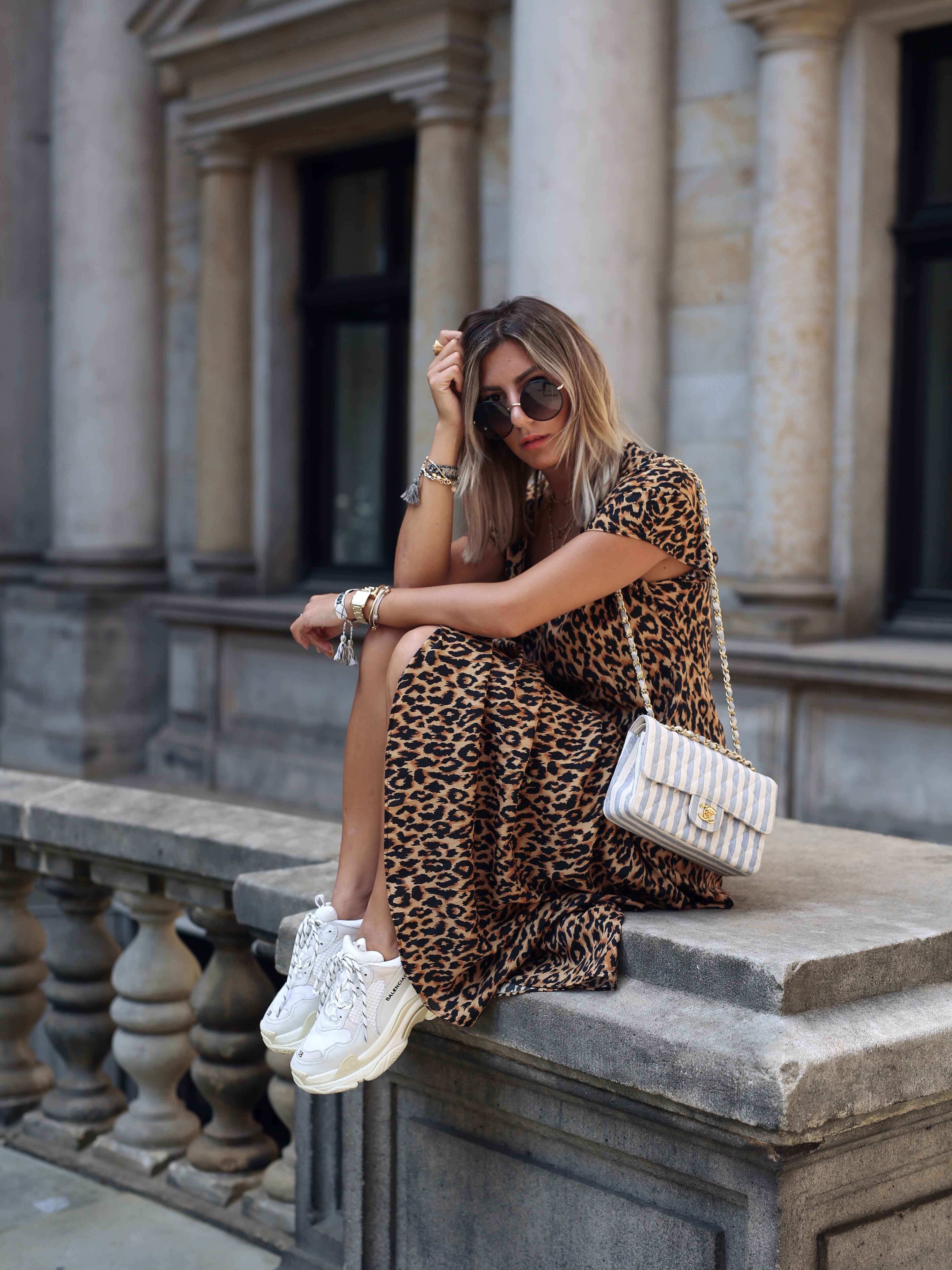 Aylin Love König ReportLeo Pattern 2019Lange Trend In rdstxhQC