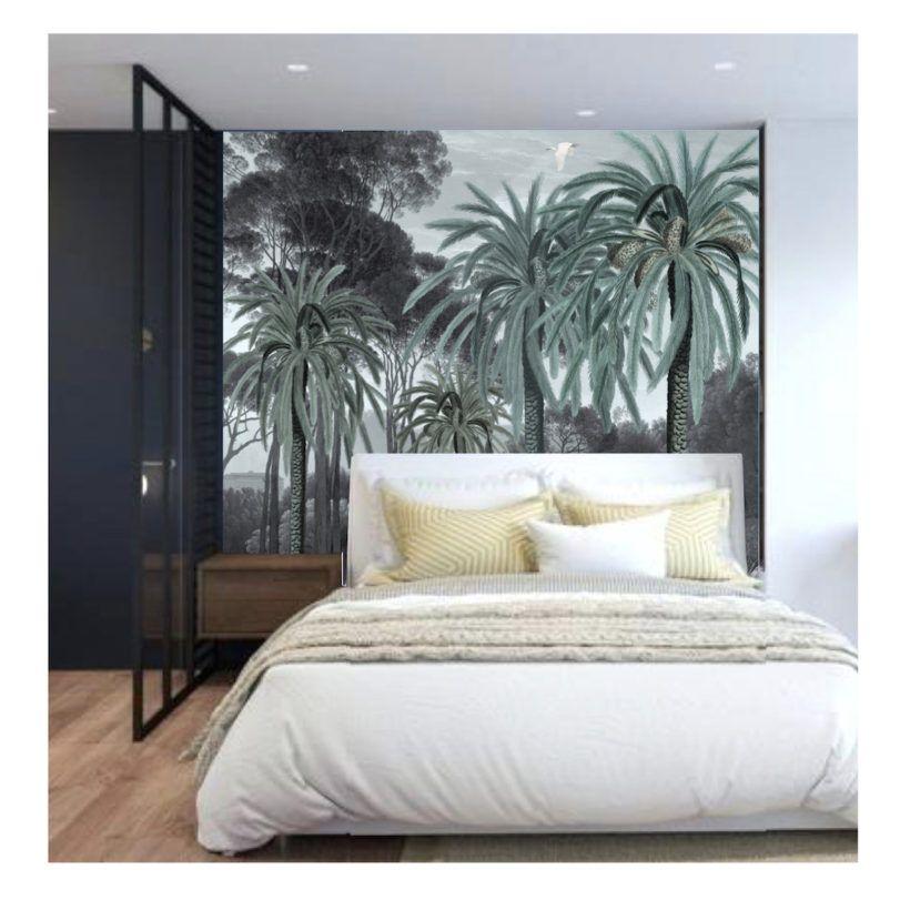 Jungle Night Inspiration Chambre Parentale Deco Chambre