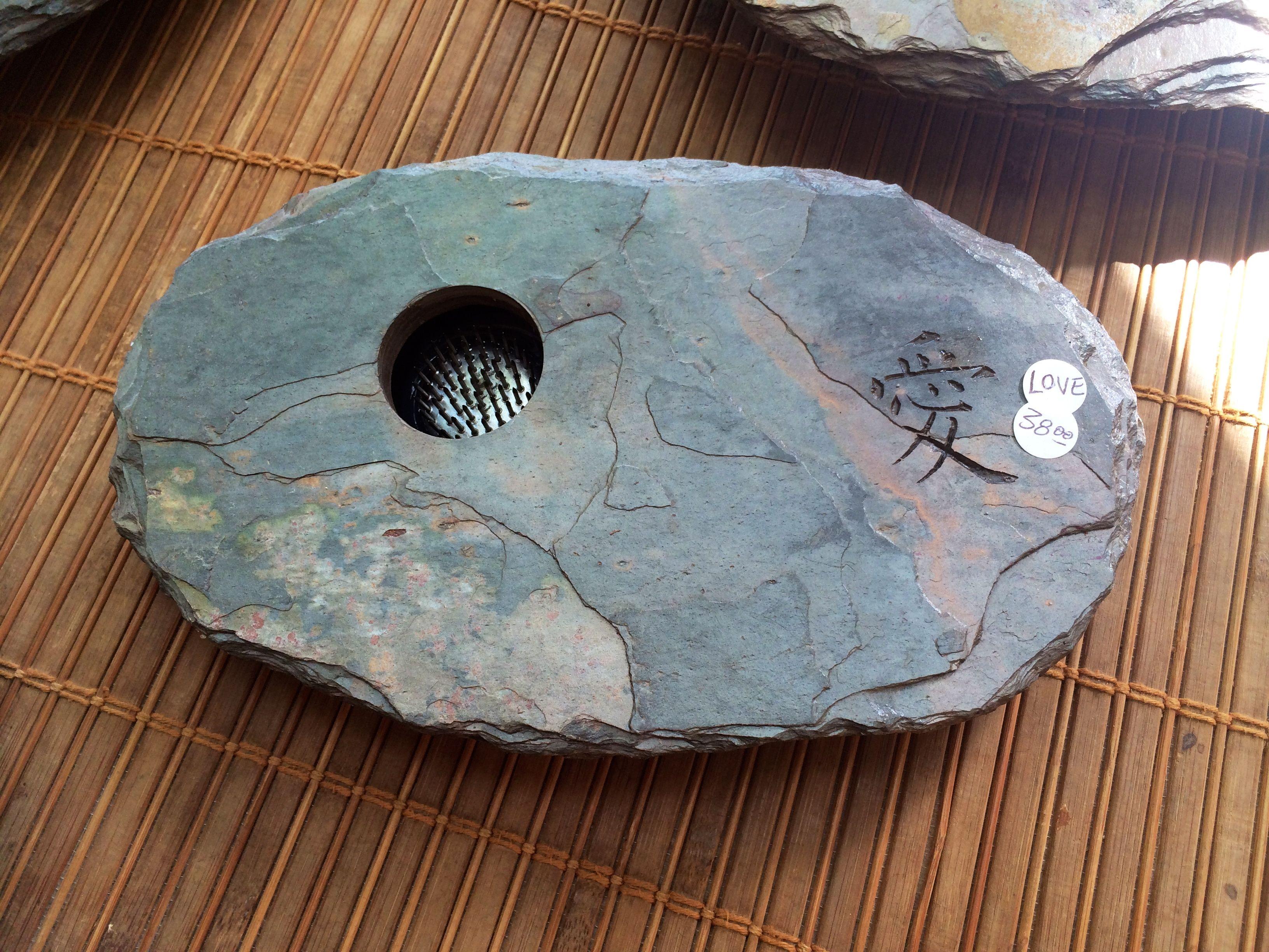 Love design on slate ikebana vase handmade in noosa australia love design on slate ikebana vase handmade in noosa australia floridaeventfo Images