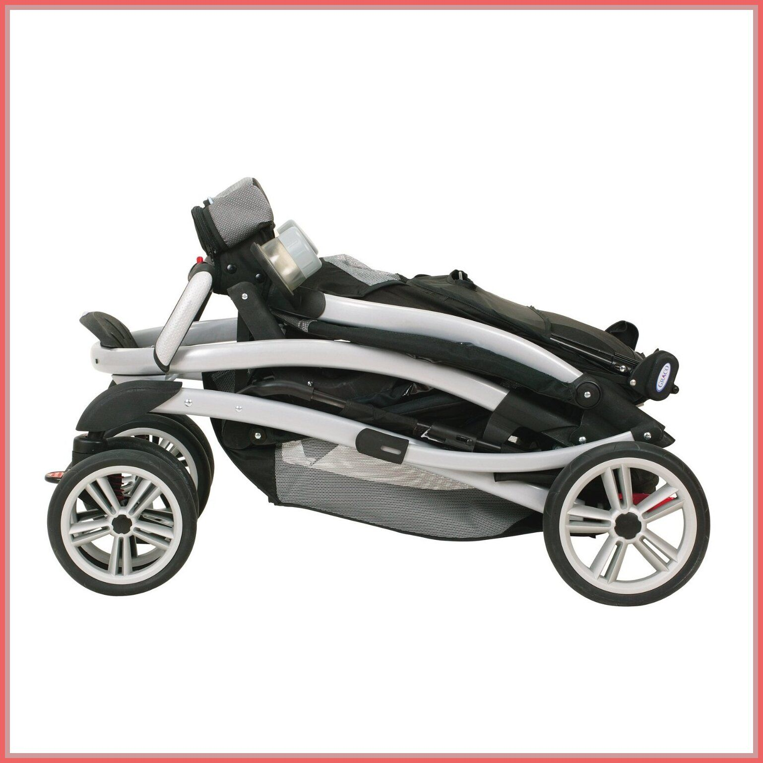 86 reference of graco double stroller quattro tour duo in