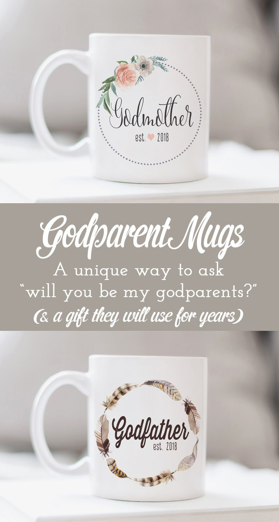 What to give to the godparent