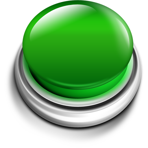 Green push button icon png download number 21056 Daily