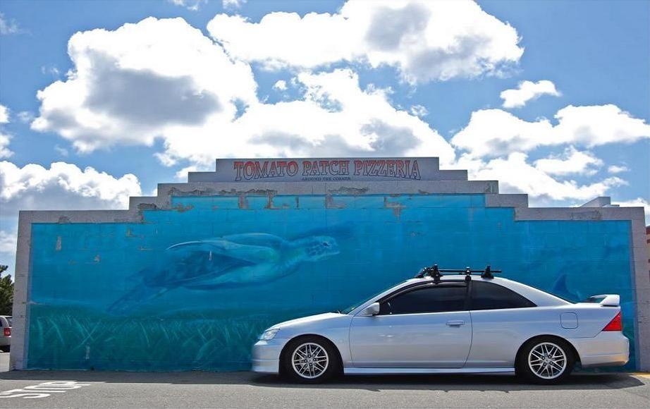 Honda Civic Em2 Seventh Generation Emma Honda