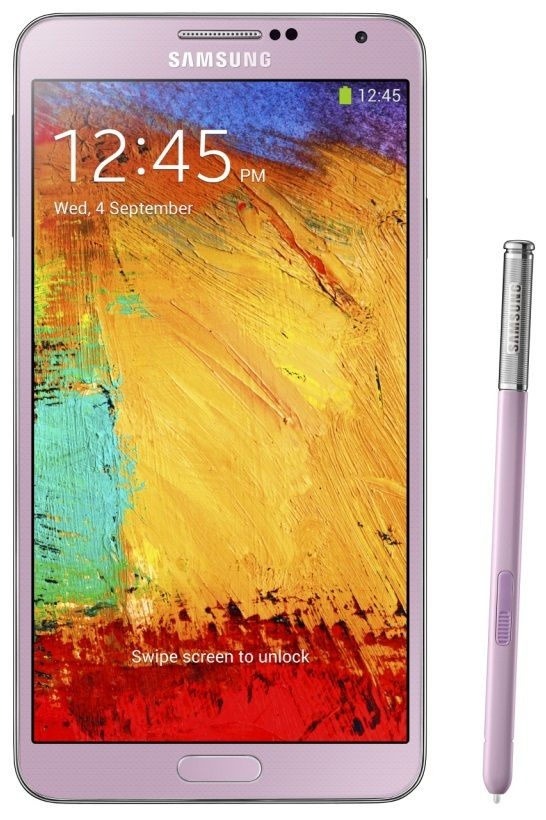 Blush Pink Colour Scheme Of The Samsung Galaxy Note 3 Check Out The Cheapest Contract Deals At Phoneslimited Co Galaxy Note Galaxy Note 3 Samsung Galaxy Note