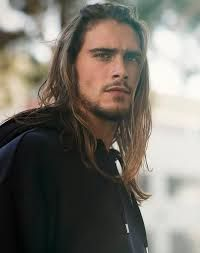 Risultati Immagini Per Male Model With Long Hair Long Hair Styles Long Hair Styles Men Blonde Guys