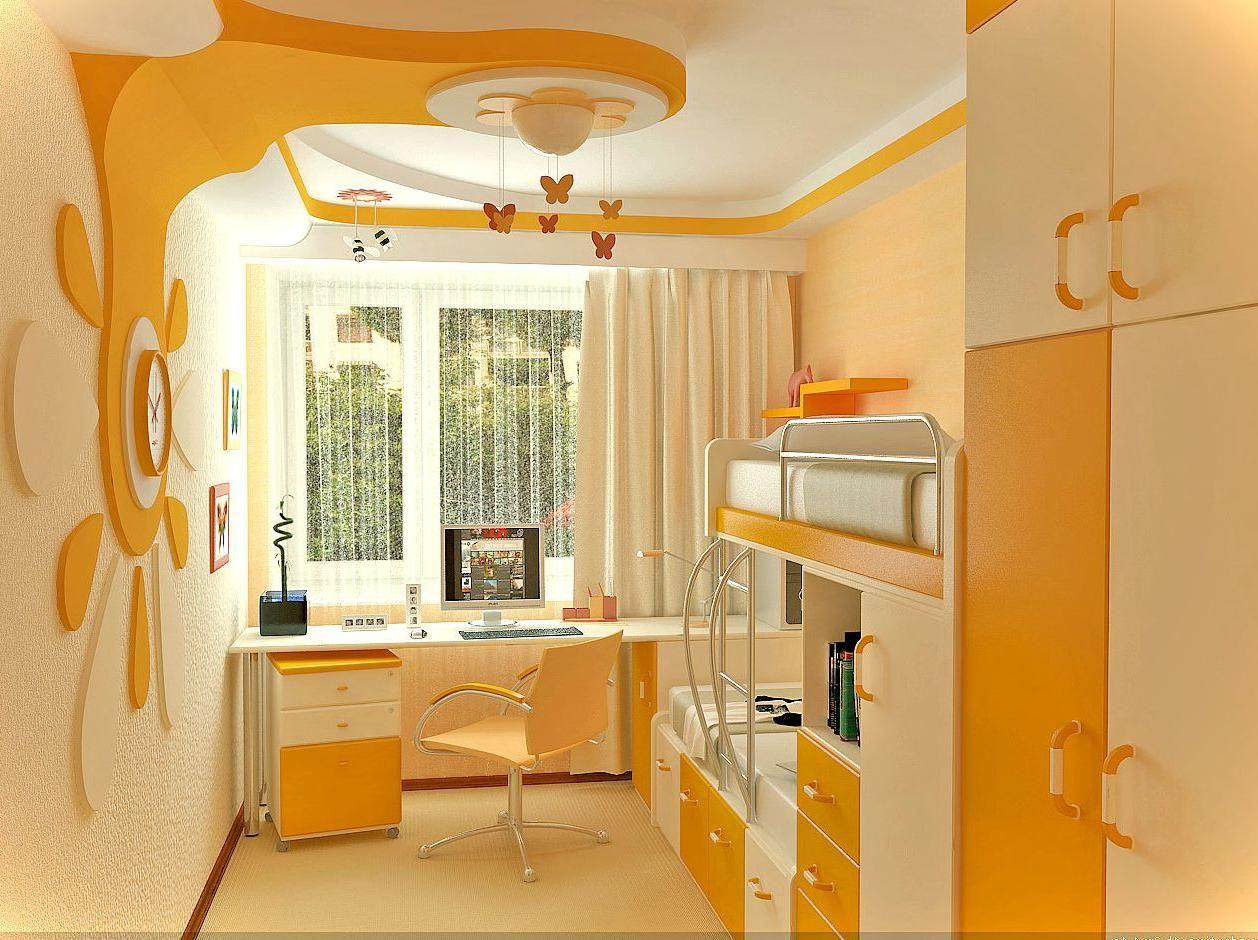 Bed Room, Bedrooms Eye Catching Tween Girl Bedroom Idea With Bunk ...