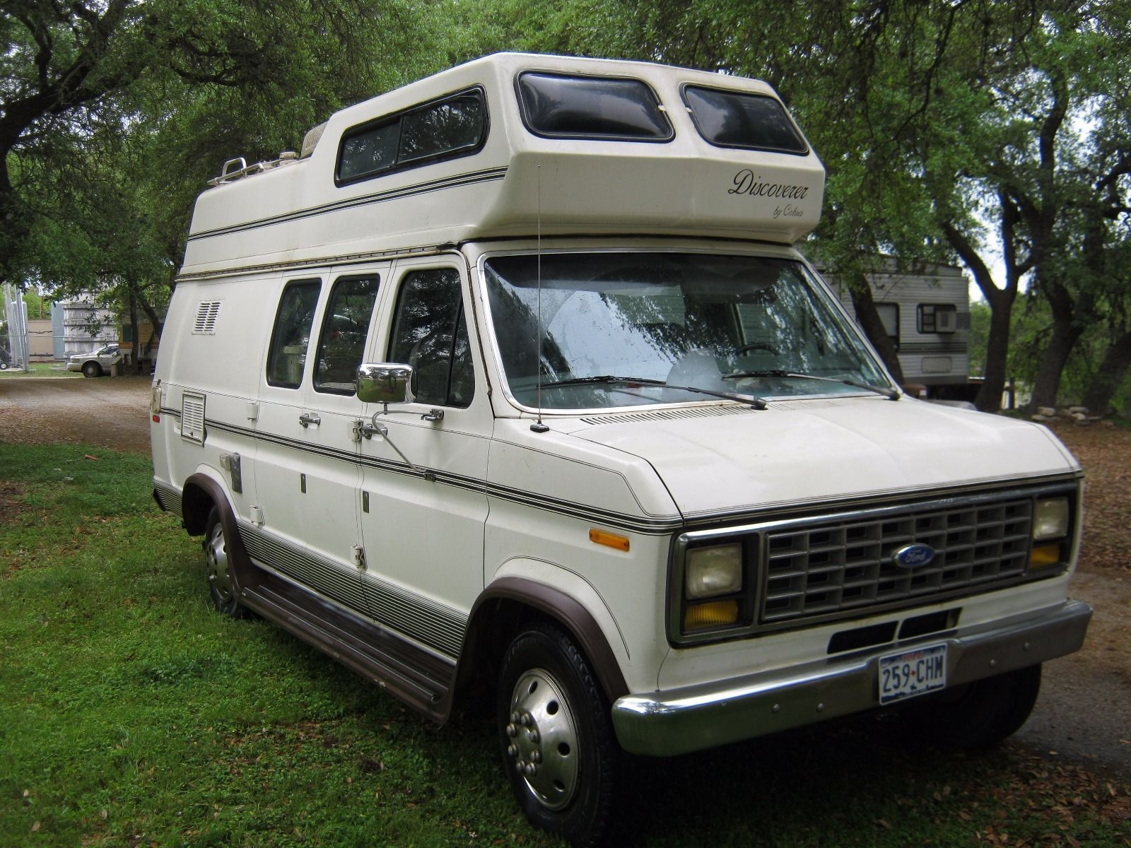 1991 Canyonlake Tx 2 Campers For Sale Canyon Lake Canyon Lake Texas