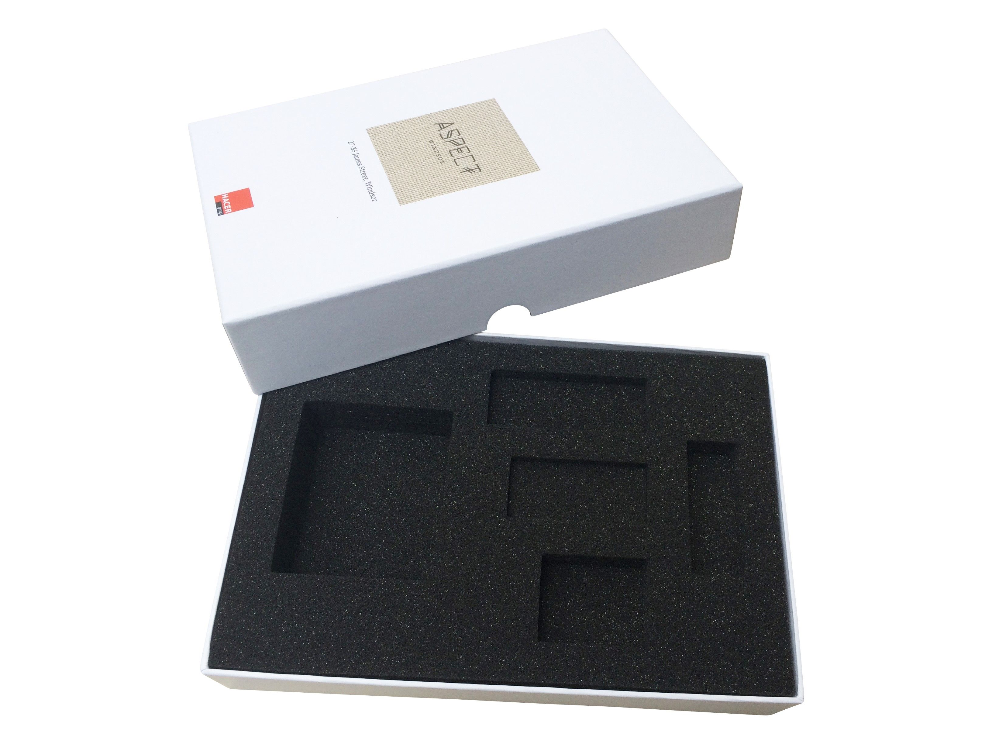 Luxury Gift Box With Custom Cut Foam Insert What We Can Do