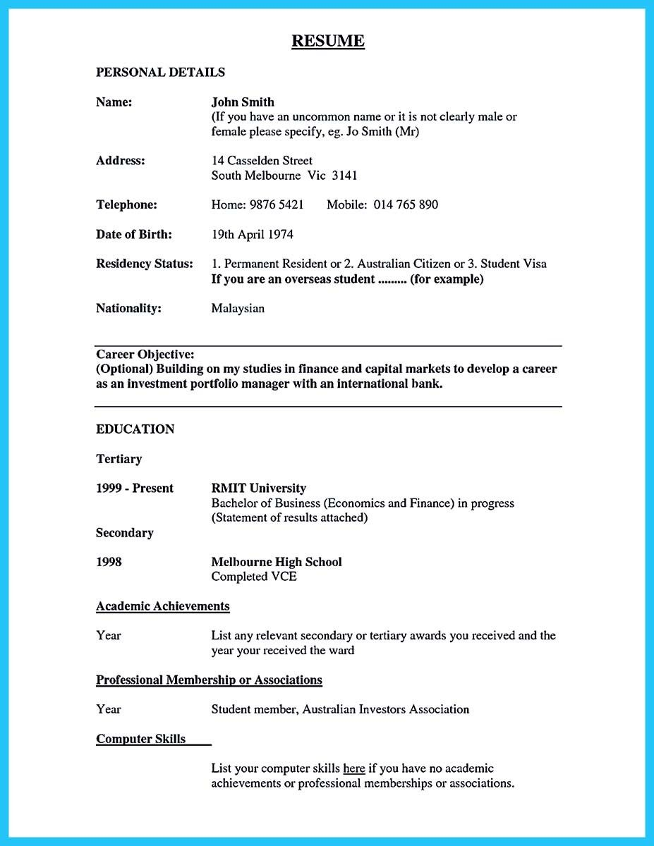 Cool One Of Recommended Banking Resume Examples To Learn Check More At Http Snefci Org One Of Recomme Bank Teller Resume How To Make Resume Job Cover Letter