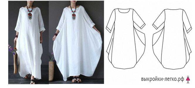 Выкройка платья брюки купить в горох ткань в спб