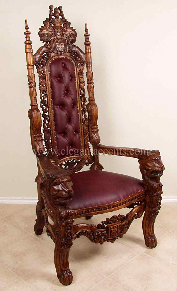Gothic Throne Chairs for Sale - Modern Home Office Furniture Check more at  http:/ - Pin By Easy Wood Projects On House Plans Ideas Pinterest Throne