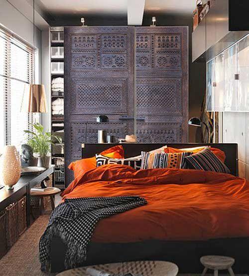 123kea old doors sticker for ikea pax my flat pinterest wohnen. Black Bedroom Furniture Sets. Home Design Ideas