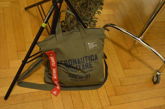 FASHION / PRESS DAY AERONAUTICA MILITARE SS2016 | Dreamswithlafra
