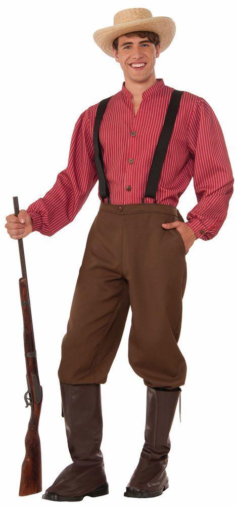 Pioneer Costume Adult Women Standard