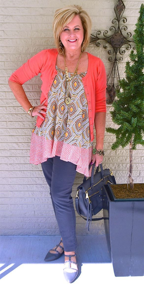50 Is Not Old  Cute And Flirty For Summer  Fashion -6021