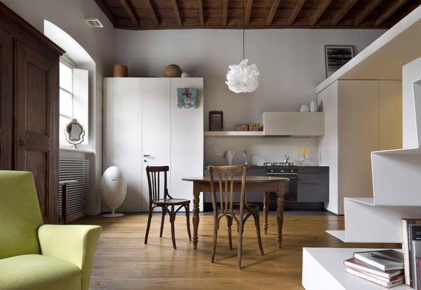 Arredamento Barocco ~ Arredamento rustico per un appartamento a torino in un palazzo