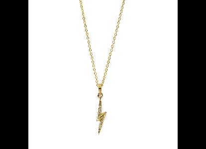 Amara Amara Gold Vermeil Heart Necklace JodmzcLbpi