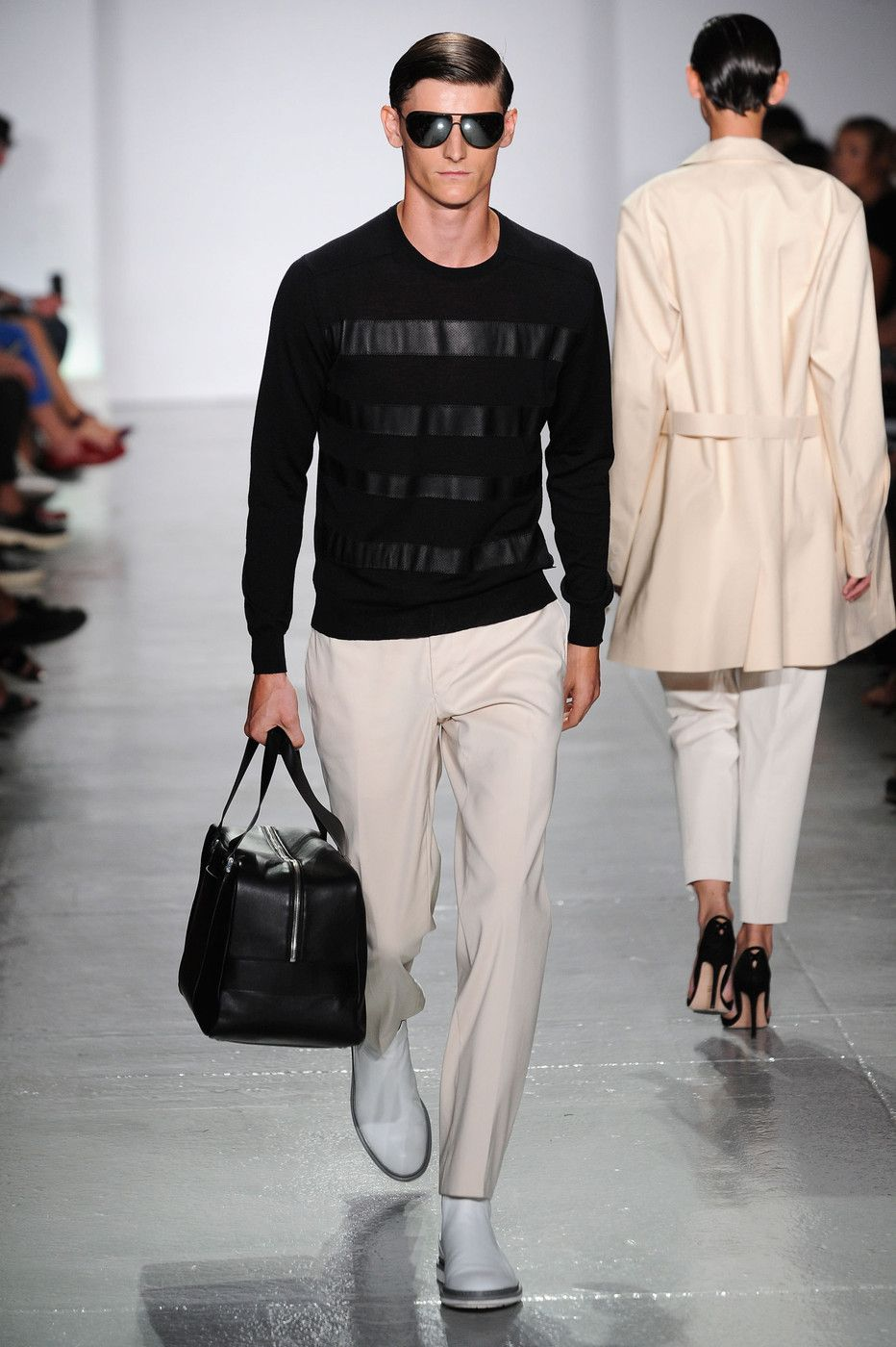 Porsche Design at New York Fashion Week Spring 2014 - StyleBistro