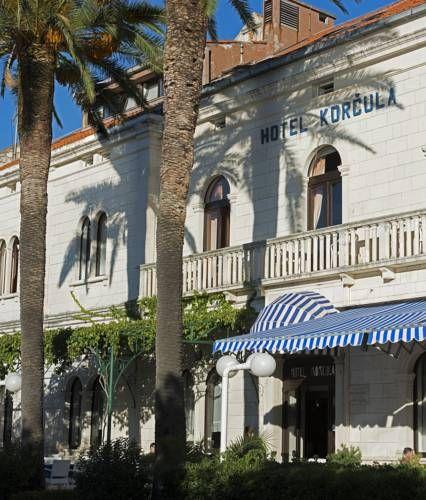 Hotel Korcula (***)  ATTANASIO VASILE COZZO has just reviewed the hotel Hotel Korcula in Korcula - Croatia #Hotel #Korcula