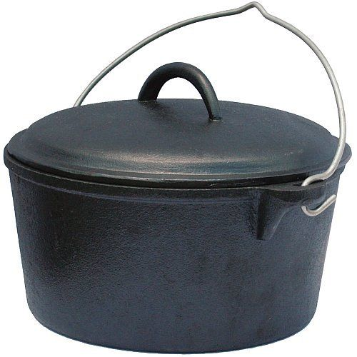 Cabin Supplies Cast Iron Dutch Oven Dutch Oven Cooking