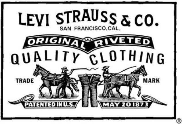 Pin By Jana Kovacicova On Vintage Logos Levi Strauss Levis Store Levi Strauss Co