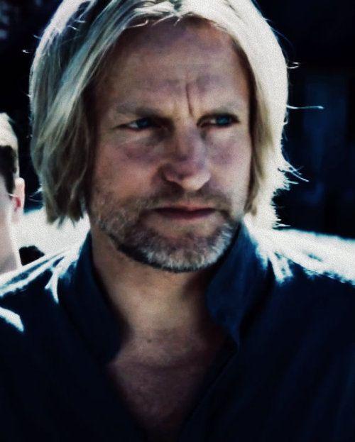 Woody Harrelson // Haymitch