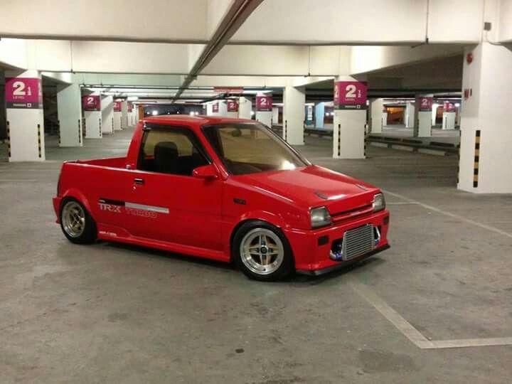Mira Pickup Dengan Gambar Mobil Truk