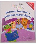 Baby Einstein Childrens Spanish Book Poemas Preciosos Y Palabras Maravillosas $6.99 #books #Espanol
