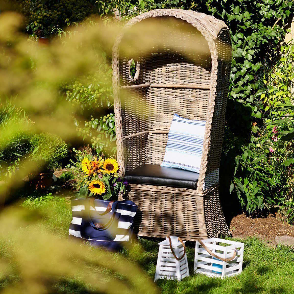 butlers lido strandkorb k che haushalt strandkorb pinterest strandkorb. Black Bedroom Furniture Sets. Home Design Ideas
