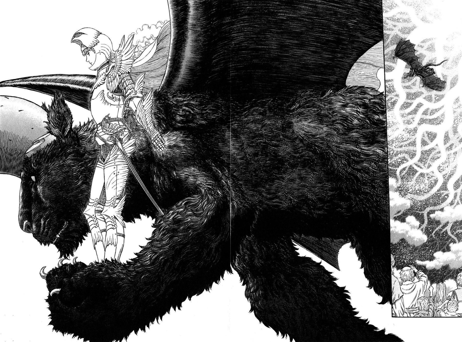 Berserk (Kentaro Miura) http://www.zerochan.net/full/1559656 ★ || CHARACTER DESIGN REFERENCES | キャラクターデザイン • Find more artworks at https://www.facebook.com/CharacterDesignReferences & http://www.pinterest.com/characterdesigh and learn how to draw: #concept #art #animation #anime #comics || ★
