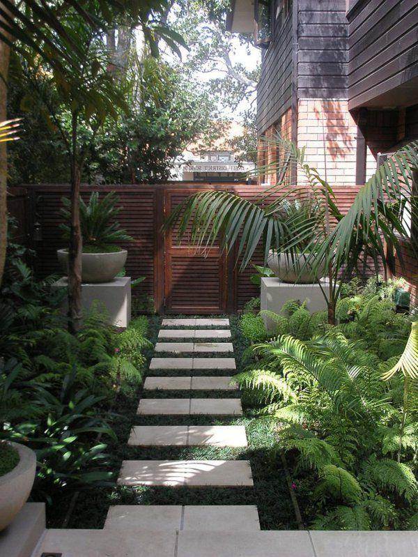 Allées de jardin créatives pour votre extérieur Gardens - faire une dalle beton exterieur