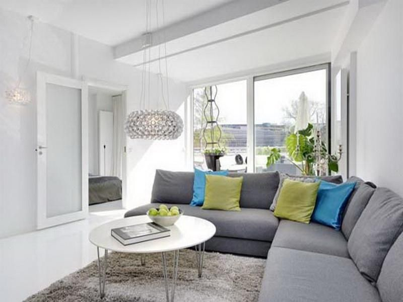 chic apartment decorating ideas with great lighting giesendesigncom white living roomscouches
